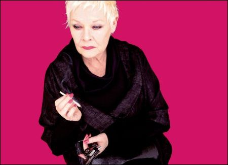 Rage by Sally Potter: Judi Dench