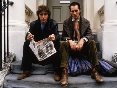 Paul McGann und Richard E. Grant in 'Whitnail & I' von 1987