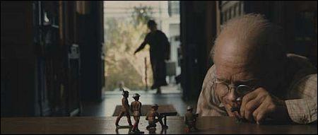 Brad Pitt in The Curious Case of Benjamin Button Foto Warner Bros