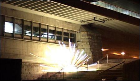 Experimentalfilm 12 Explosionen Johann Lurf