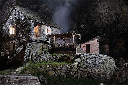 la valle delle ombre villagio