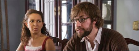 John Krasinski, Maya Rudolph in 'Away We Go' von Sam Mendes © Ascot Elite