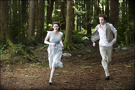 Bella und Edward in 'New Moon' © ascot-elite