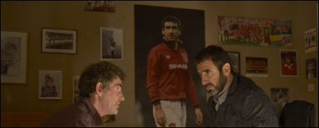 Steve Evets und Eric Cantona in 'Looking for Eric' © filmcoopi