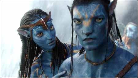 Neytiri und Jake Sully in 'Avatar' © 20th Century Fox