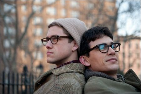 Aaron Tveit und James Franco in 'Howl'