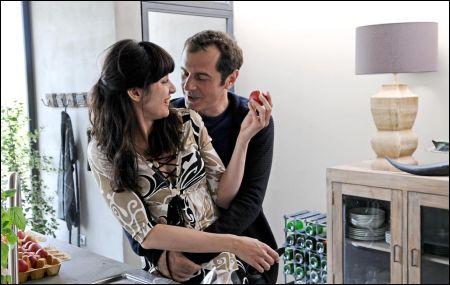 Merab Ninidze, Dorka Gryllus in 'Der Kameramörder' von Robert Adrian Pejo
