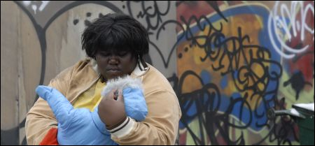Gabourey Sidibe in 'Precious' ©Ascot-Elite
