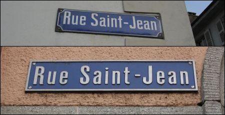 Rue Saint-Jean, Nyon