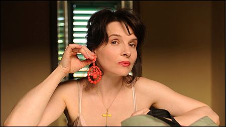 Juliette Binoche in 'copie conforme' von Abbas Kiarostami