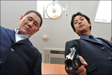 'Outrage' von Takeshi Kitano (links)