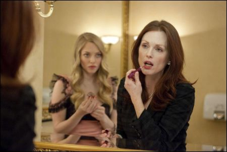 Amanda Seyfried, Julianne Moore in 'Chloe' von Atom Egoyan ©frenetic