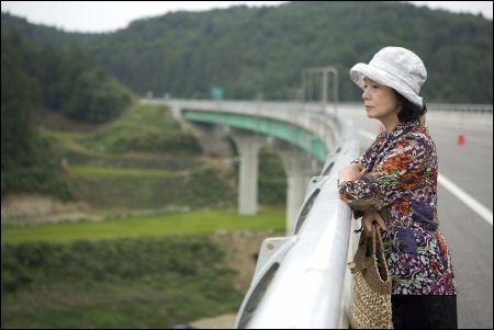 Junghee Yun in 'Shi' von Changdong Lee