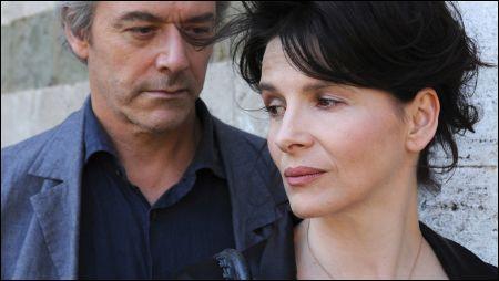 William Shimell und Juliette Binoche in 'Copie conforme' von Abbas Kiarostami