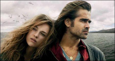 Alicja Bachleda und Colin Farrell in 'Ondine' ©Ascot-Elite