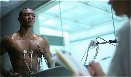BJ Britt in 'Transfer' ©Schwago Film GmbH
