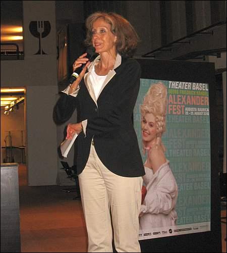 Barbara Schneider kult.amici ©sennhauser