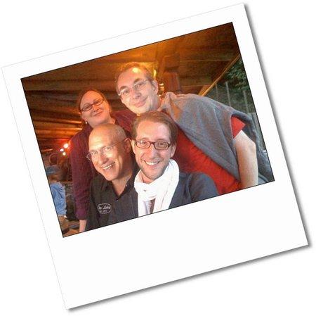 Brigitte Häring, Michael Sennhauser, Eric Facon, Thomas Gutersohn ©Flaviano