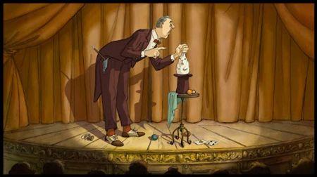 L'Illusioniste von Silvain Chomet