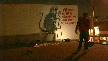 'Exit throught the Gift Shop' - a Banksy Film ©filmcoopi