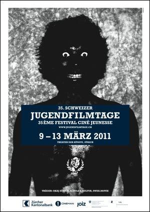 Jugendfilmtage 2011 Plakat