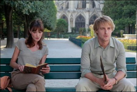 Carla Bruni und Owen Wilson in 'Midnight in Paris' ©frenetic