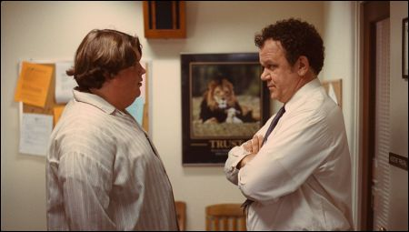 Jacob Wysocki und John C. Reilly in 'Terri'