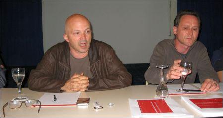 Thierry Spicher und Christian Davi ©sennhauser