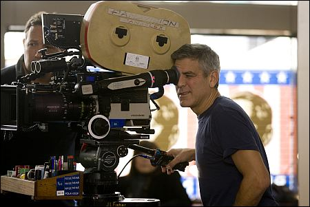 'The Ides of March': George Clooney hat den Durchblick ©ascot-elite