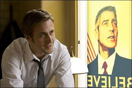 Ryan Gosling in 'The Ides of March' ©ascot-elite