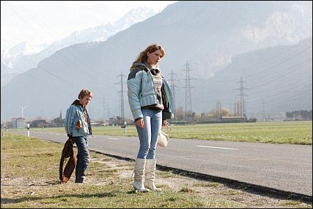 Kacey Mottet Klein, Léa Seydoux in 'Sister' von Ursula Meier