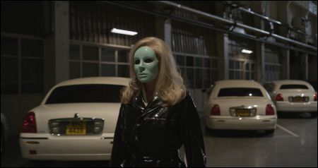 Céline masked