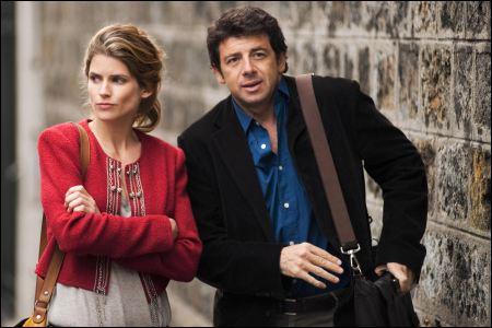 Alice Taglioni und Patrick Bruel in 'Paris-Manhattan' von Sophie Lellouche ©praesens