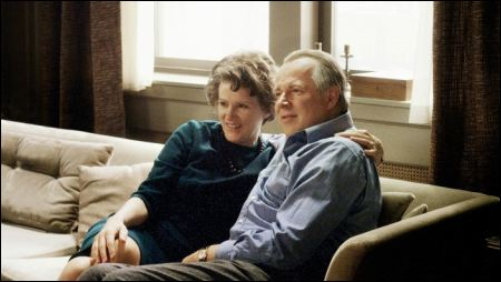 Barbara Sukowa und Axel Milberg ©filmcoopi