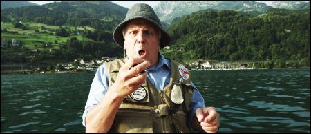 Walter Andreas Müller in 'Himmefahrtskommando' ©moviebizfilms
