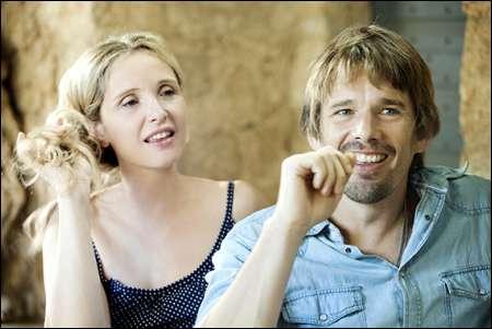 Céline (Julie Delpy) und Jesse (Ethan Hawke) in 'Before Midnight' ©rialto