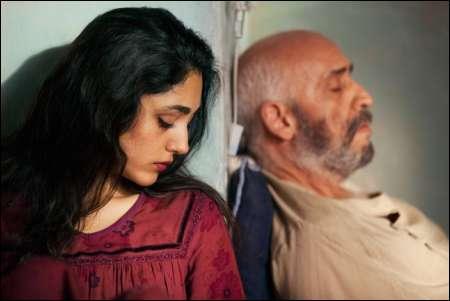 Golshifteh Farahani in Atiq Rahimis 'Syngué sabour' ©filmcoopi