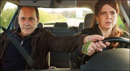 Jean-Pierre Bacri und Agnès Jaoui ©filmcoopi
