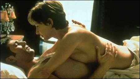 Sergi López und Nathalie Baye in 'Une liaison pornographique' von 1999