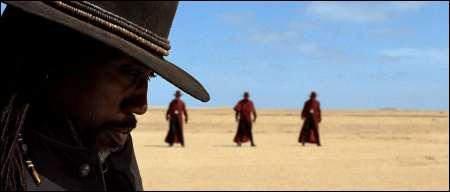 Wesley Snipes in 'Gallowwalkers'