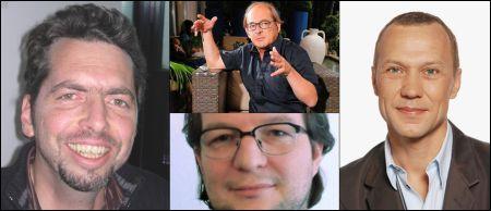 Olivier Moeschler, Ivo Kummer, Pascal Trächlslin, Urs Fitze