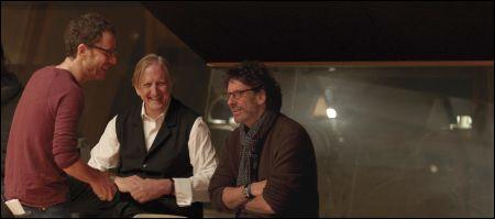 Joel und Ethan Coen mit T-Bone Burnett © ascot-elite