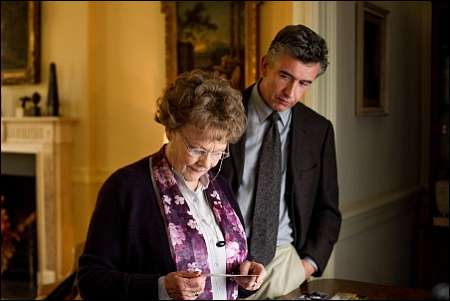 Judi Dench und Steve Coogan in 'Philomena' © Pathé