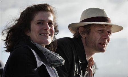 Sonja Riesen, Marcus Signer © Ascot-Elite