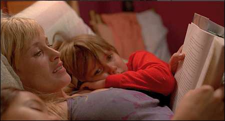 Lorelei Linklater, Patricia Arquette, Ellar Coltrane © 2014 Universal Pictures International Switzerland