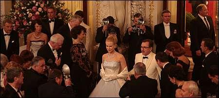 Grace Kelly (Nicole Kidman) und Fürst Rainier (Tim Roth) © Ascot-Elite