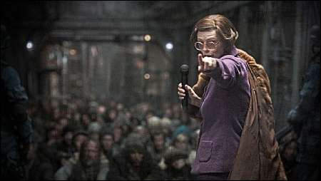 Tilda Swinton in 'Snowpiercer' © Ascot-Elite