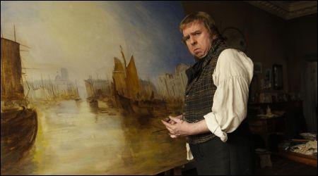 Timothy Spall als J.M.W. Turner