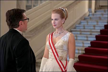 Tim Roth und Nicole Kidman in 'Grace of Monaco' © Ascot-Elite