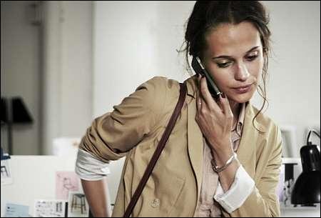 Alicia Vikander in 'Hotell' © filmcoopi